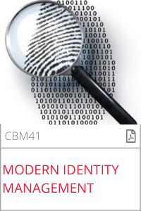 Modern Identtiy Management